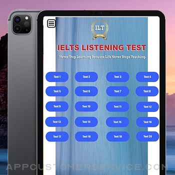 IELTS Speaking Test PRO ipad image 2