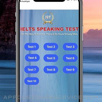 IELTS Speaking Test PRO iphone image 2