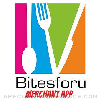 Bites for You Merchant App Customer Service