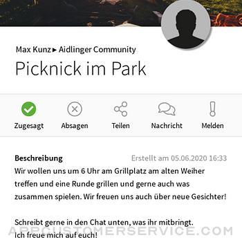 Aidlinger Community iphone image 3