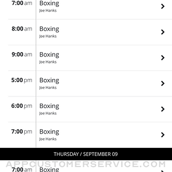 Brick City Boxing iphone image 2