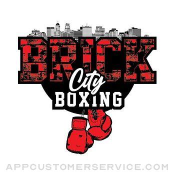 Brick City Boxing Customer Service