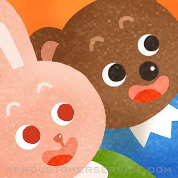 -AllYouCanEat!-Rabbit and Bear Customer Service
