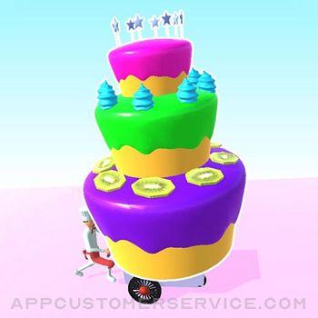 Cake Run Customer Service