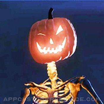 Horror Halloween-Scary Pumpkin Customer Service