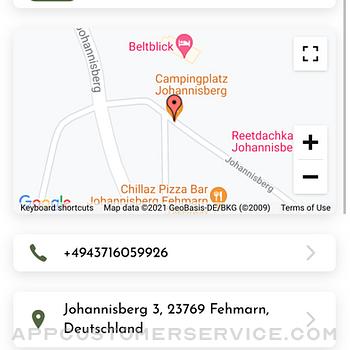 Campingplatz Johannisberg iphone image 2