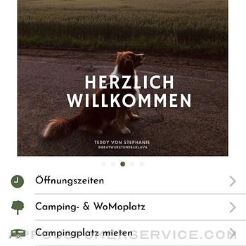 Campingplatz Johannisberg iphone image 3