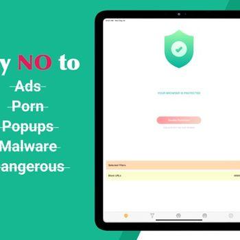 Mobile Security: Anti Ad Virus ipad image 1