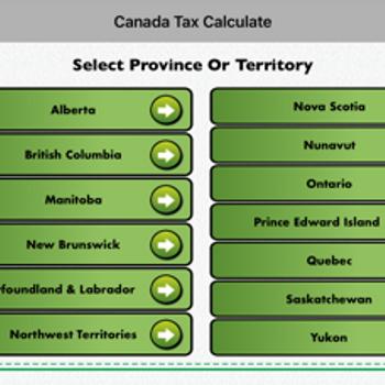 Canada Income iphone image 2