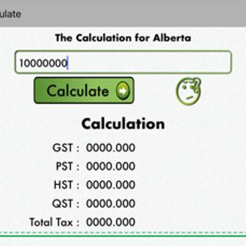 Canada Income iphone image 3