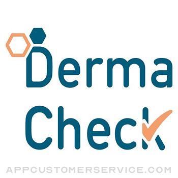 Derma Check Customer Service