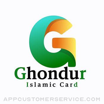 Ghondur cards Customer Service