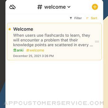 Anki Note iphone image 1
