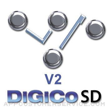 DiGiCo Core2 V2 Customer Service