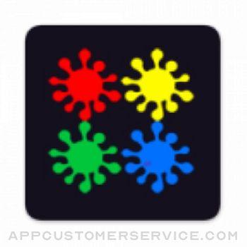 Colored Ball Customer Service