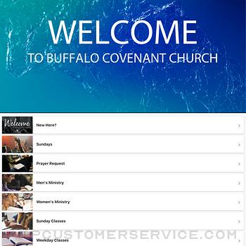 Buffalo Covenant Church ipad image 2