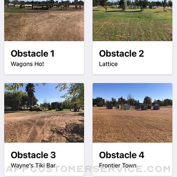 CourseWalk CDE 2 iphone image 2