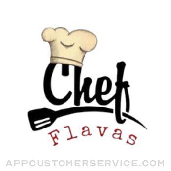 Chef Flavas Customer Service