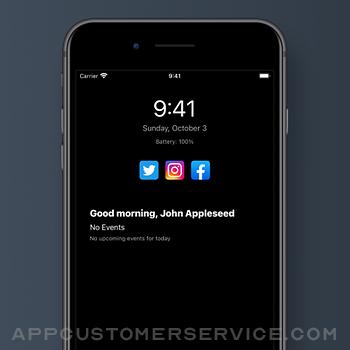 TodayTab: Start Tab for Safari iphone image 1