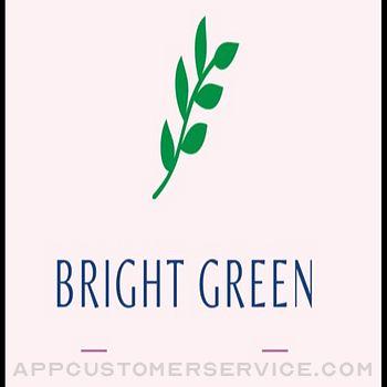 Bright Green Fashion Customer Service