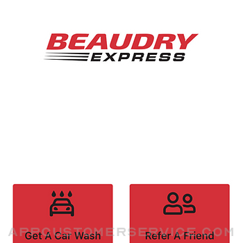 Beaudry Express Wash Club iphone image 2