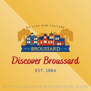 Discover Broussard Customer Service