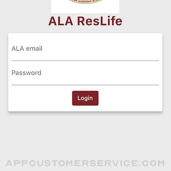 ALA ResLife iphone image 1