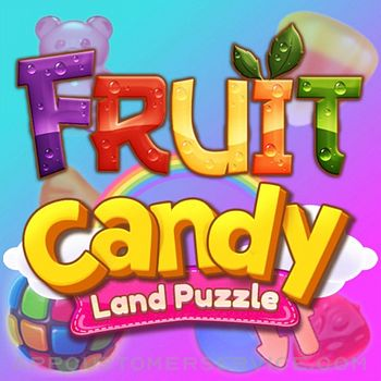 Candy Land Fruit Puzzle Customer Service