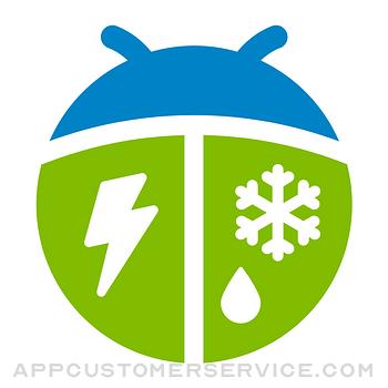 WeatherBug – Weather Forecast Customer Service