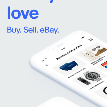 EBay - Buy and sell on the go iphone image 1