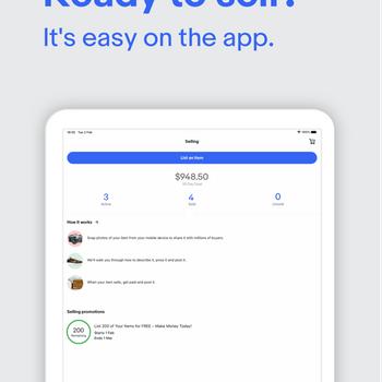 EBay marketplace - Buy & save ipad image 3