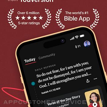 Bible iphone image 1