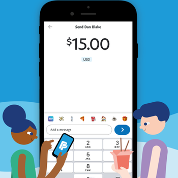 PayPal: Mobile Cash iphone image 2