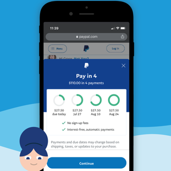 PayPal: Mobile Cash iphone image 4