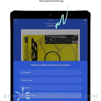 Pandora: Music & Podcasts ipad image 1