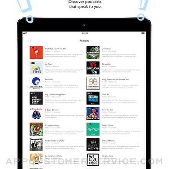 Pandora: Music & Podcasts ipad image 4