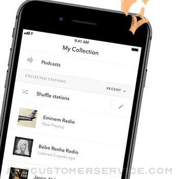 Pandora: Music & Podcasts iphone image 3