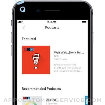 Pandora: Music & Podcasts iphone image 4