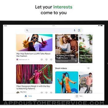 Google ipad image 3