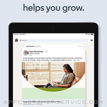 LinkedIn: Network & Job Finder ipad image 4