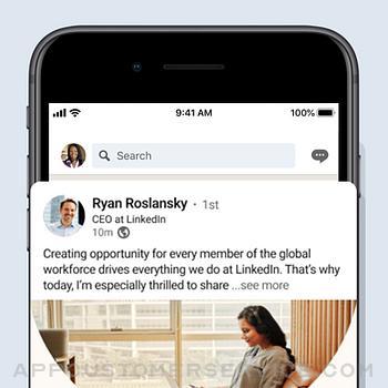 LinkedIn: Network & Job Finder iphone image 4