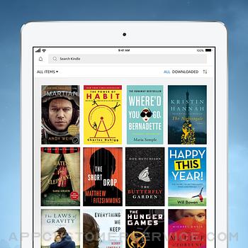 Amazon Kindle ipad image 2