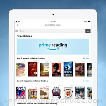 Amazon Kindle ipad image 3