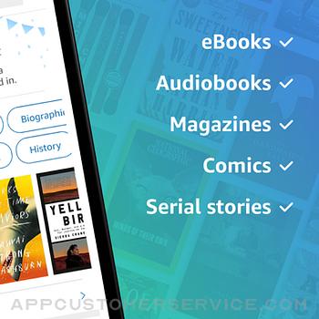 Amazon Kindle iphone image 2