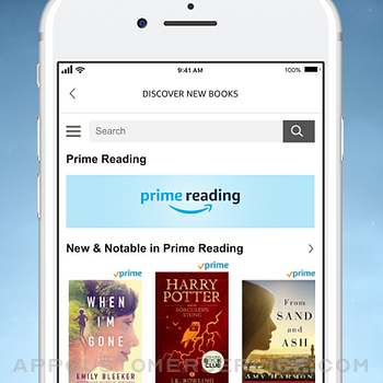 Amazon Kindle iphone image 3