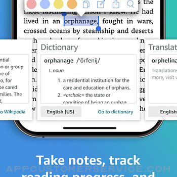 Amazon Kindle iphone image 4