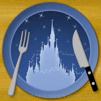 Dining for Disney World Customer Service