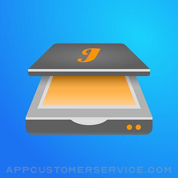 JotNot Scanner App Pro Customer Service