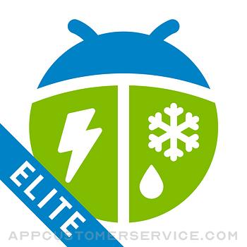 WeatherBug Elite Customer Service