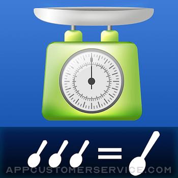 Kitchen Calculator PRO Customer Service